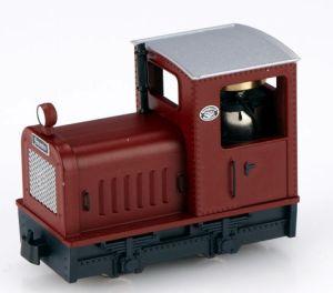 Gmeinder Diesellok rot - Minitrains 5012  | günstig bestellen bei Modelleisenbahn Center  MCS Vertriebs GmbH