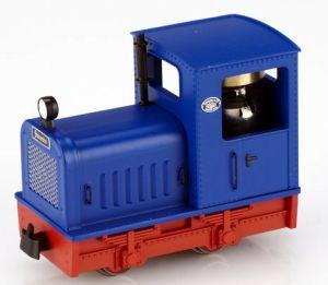 Gmeinder Diesellok blau - Minitrains 5013  | günstig bestellen bei Modelleisenbahn Center  MCS Vertriebs GmbH