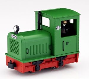 Gmeinder Diesellok grün - Minitrains 5014  | günstig bestellen bei Modelleisenbahn Center  MCS Vertriebs GmbH