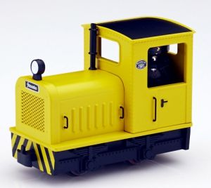 Gmeinder Diesellok gelb - Minitrains 5015  | günstig bestellen bei Modelleisenbahn Center  MCS Vertriebs GmbH