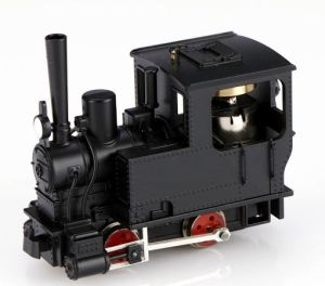 Krauss Dampflok ohne Nummer schwarz  - Minitrains 5040  | günstig bestellen bei Modelleisenbahn Center  MCS Vertriebs GmbH