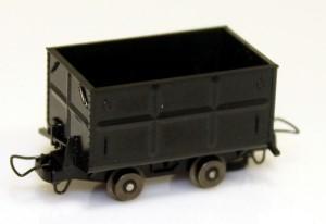 Minenwagen, 4 Stück - Minitrains 5107  | günstig bestellen bei Modelleisenbahn Center  MCS Vertriebs GmbH