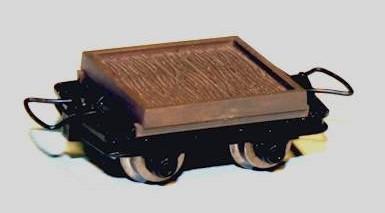 Flachloren kurz, 4 Stück - Minitrains 5108    günstig bestellen bei Modelleisenbahn Center  MCS Vertriebs GmbH