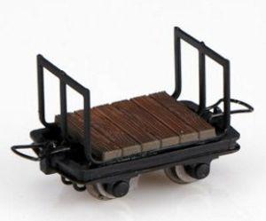 Zuckerrohrwagen im alten Stil, 4 Stück - Minitrains 5114  | günstig bestellen bei Modelleisenbahn Center  MCS Vertriebs GmbH
