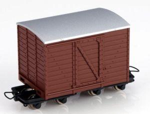 Kastenwagen braun - Minitrains 5118  | günstig bestellen bei Modelleisenbahn Center  MCS Vertriebs GmbH