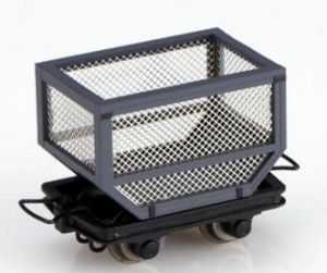 Zuckerrohrwagen modern, 4 Stück - Minitrains 5123  | günstig bestellen bei Modelleisenbahn Center  MCS Vertriebs GmbH