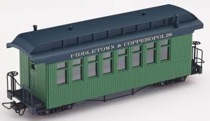 F&C Personenwagen grün mit  Beschriftung - Minitrains 5131  | günstig bestellen bei Modelleisenbahn Center  MCS Vertriebs GmbH
