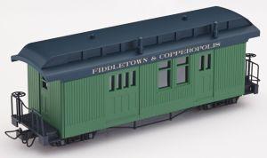 F&C Packwagen grün mit  Beschriftung - Minitrains 5132    günstig bestellen bei Modelleisenbahn Center  MCS Vertriebs GmbH