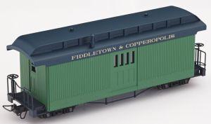 F&C Postwagen grün mit  Beschriftung - Minitrains 5134    günstig bestellen bei Modelleisenbahn Center  MCS Vertriebs GmbH