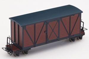 Heeresfeldbahn Kastenwagen braun - Minitrains 5137  | günstig bestellen bei Modelleisenbahn Center  MCS Vertriebs GmbH