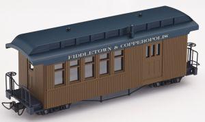 F&C Combine braun mit  Beschriftung - Minitrains 5163    günstig bestellen bei Modelleisenbahn Center  MCS Vertriebs GmbH