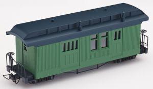F&C Packwagen grün ohne  Beschriftung - Minitrains 5172    günstig bestellen bei Modelleisenbahn Center  MCS Vertriebs GmbH