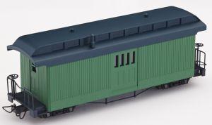 F&C Postwagen grün  ohne  Beschriftung - Minitrains 5174    günstig bestellen bei Modelleisenbahn Center  MCS Vertriebs GmbH