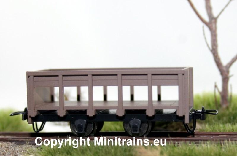 Zuckerrohrwagen Südamerika, 2 Stück, H0e - Minitrains 5185  | günstig bestellen bei Modelleisenbahn Center  MCS Vertriebs GmbH