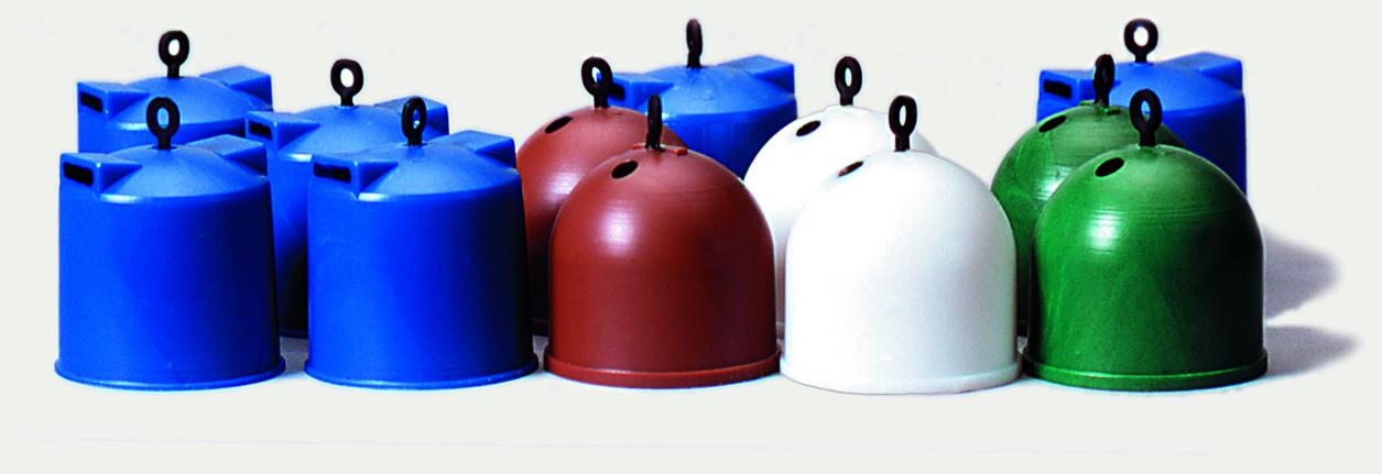 1:87 Recycling-Container für Altglas und Altpapier - Preiser 0212520  | günstig bestellen bei Modelleisenbahn Center  MCS Vertriebs GmbH