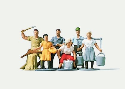 1:160 Landarbeiter - Merten Art.Nr.546-N0896