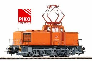 DB AG BR 346 Diesellok orange – Piko Shophändlermodell  - System 2L DC | günstig bestellen bei Modelleisenbahn Center  MCS Vertriebs GmbH