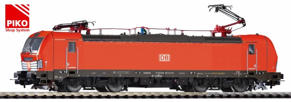 DB AG BR 193 Vectron Ellok rot– Piko Shophändlermodell  - System 2L DC | günstig bestellen bei Modelleisenbahn Center  MCS Vertriebs GmbH
