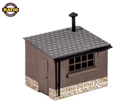 H0 Gartenhütte oder kleiner Schuppen, 2 Stück - Peco 511  - ideal für Nebenbahnen und Schmalspurbahnen | günstig bestellen bei Modelleisenbahn Center  MCS Vertriebs GmbH
