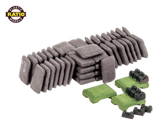 H0 Kohlensäcke, 48 Stück mit Waagen und Gewichten - Peco 526  | günstig bestellen bei Modelleisenbahn Center  MCS Vertriebs GmbH