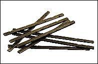 Code 100 Holzschwellen für den Gleisbau,L=124mm - Peco  - 10 Stück aus Kunststoff | günstig bestellen bei Modelleisenbahn Center  MCS Vertriebs GmbH