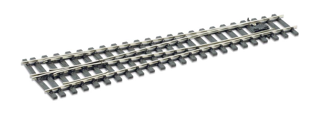 Spur 0 Code 124 Y-Weiche 8°, L=381mm - Peco SLE797BH  | günstig bestellen bei Modelleisenbahn Center  MCS Vertriebs GmbH