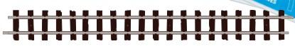 H0e Gleis gerade, L=174mm, 4 Stück - Peco ST411  | günstig bestellen bei Modelleisenbahn Center  MCS Vertriebs GmbH