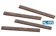 Holzschwellen für den Gleisselbstbau, 34 x 3,5mm - Peco  - 96 Stück aus Kunststoff | günstig bestellen bei Modelleisenbahn Center  MCS Vertriebs GmbH