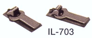 Spur 0 Code 124 Schienenstühlchen für Weichen Beutel mit ca. 50 Stück | günstig bestellen bei Modelleisenbahn Center  MCS Vertriebs GmbH