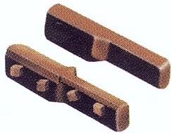Spur 0 - Übergangsstücke zur optischen Anpassung von Code 143- an 124-Profile - Peco IL717 Beutel mit 48 Stück | günstig bestellen bei Modelleisenbahn Center  MCS Vertriebs GmbH
