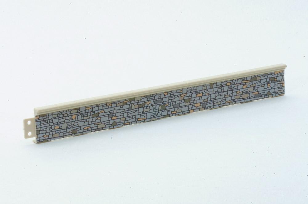 Bahnsteigkanten Naturstein, 5 Stück, H=1,9cm  - Peco LK61  - auch als Laderampe verwendbar | günstig bestellen bei Modelleisenbahn Center  MCS Vertriebs GmbH