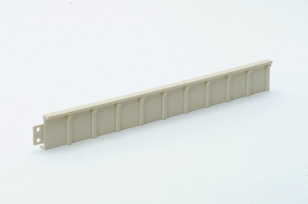 Bahnsteigkanten Beton, 5 Stück, H=1,9cm  - Peco LK62  - auch gut als Laderampe verwendbar | günstig bestellen bei Modelleisenbahn Center  MCS Vertriebs GmbH