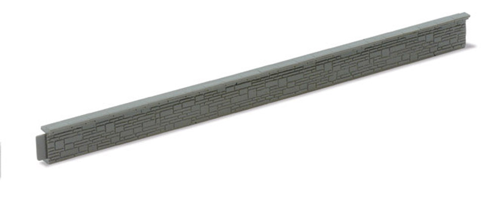 Spur N - Bahnsteigkanten Naturstein, 5 Stück, H=1,2cm  - Peco NB28  - auch als Laderampe verwendbar | günstig bestellen bei Modelleisenbahn Center  MCS Vertriebs GmbH