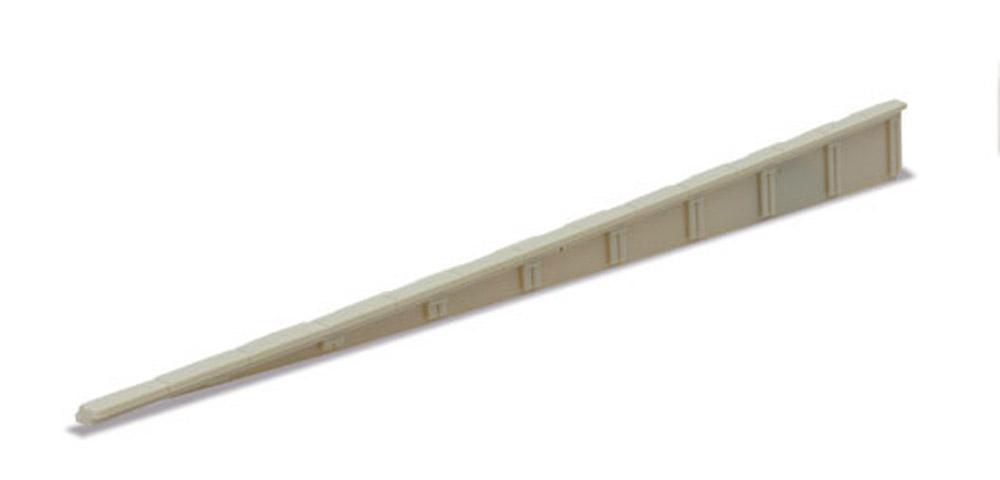 Rampe Beton, 2 Paar, L=113mm- Peco LK68  - auch als Laderampe verwendbar | günstig bestellen bei Modelleisenbahn Center  MCS Vertriebs GmbH