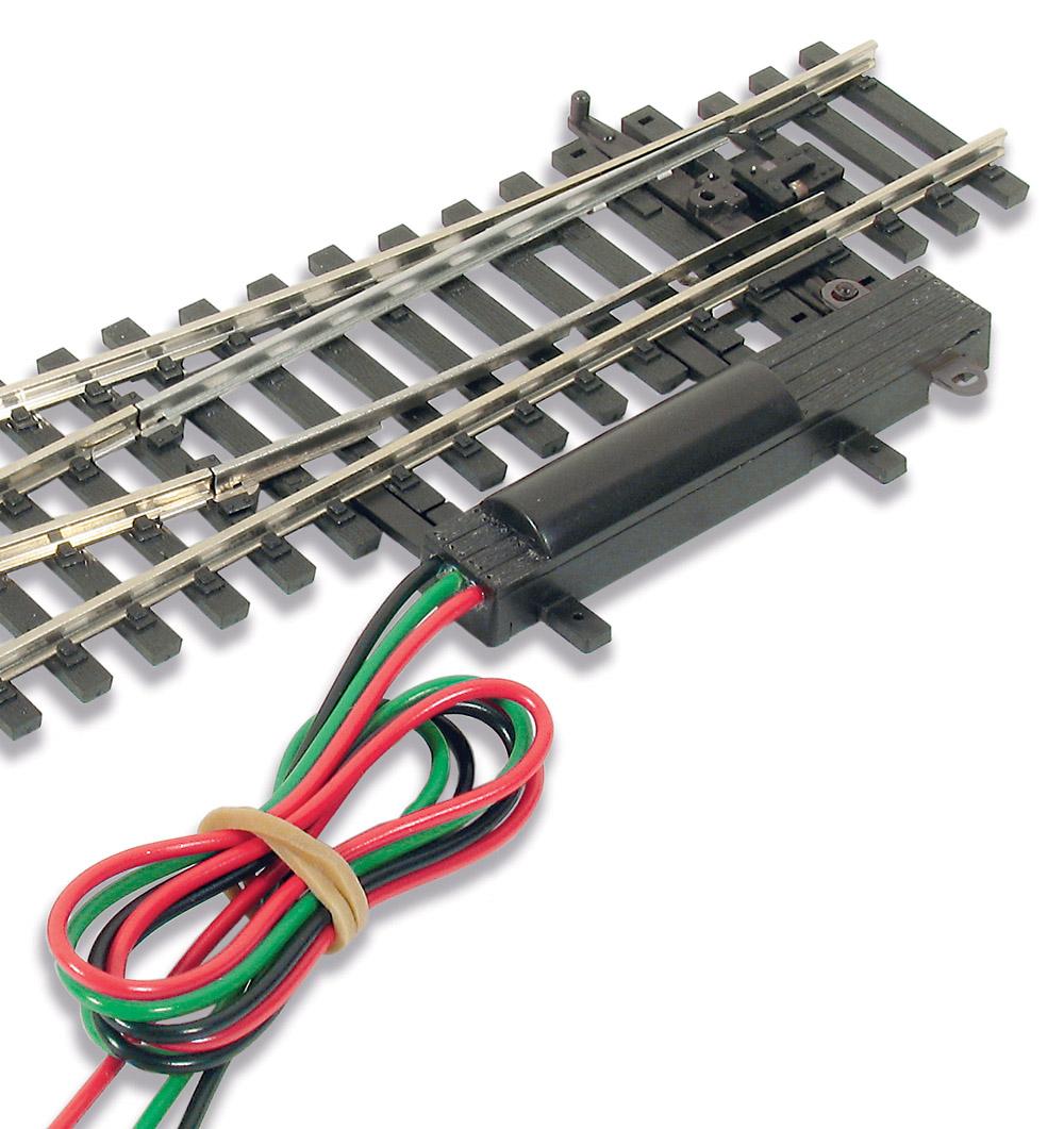 Weichenantrieb für Oberflurmontage an Setrack oder Streamline-Weichen - PL11  | günstig bestellen bei Modelleisenbahn Center  MCS Vertriebs GmbH