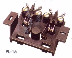 Weichenantrieb, Doppelschalter - Peco PL15 für Herzstückpolarisierung etc. | günstig bestellen bei Modelleisenbahn Center  MCS Vertriebs GmbH