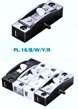 Schalter mit Momentkontakt für Weichen und Entkuppler, weiss 3 Stück zum Sparpreis! | günstig bestellen bei Modelleisenbahn Center  MCS Vertriebs GmbH