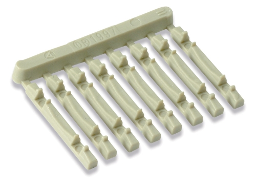 N Code 55 - Schwellenendstück für Betonschwellen - Peco Beutel mit 24 Stück | günstig bestellen bei Modelleisenbahn Center  MCS Vertriebs GmbH