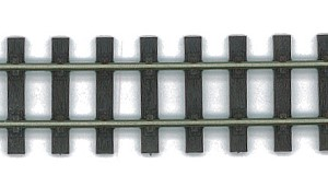 H0e Flex-Gleis mit gleichmäßigen Holzschwellen, L=914mm - Peco SL404  - Packung mit 25 Stück | günstig bestellen bei Modelleisenbahn Center  MCS Vertriebs GmbH