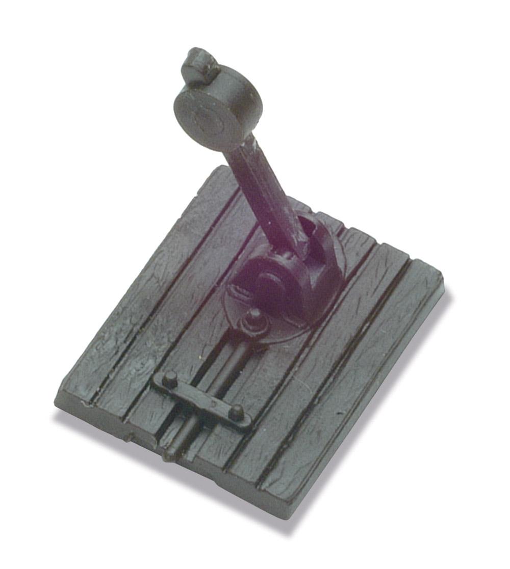 H0e Weichen-Handstellhebel, 2 Stück - Peco SL428 Stellhebel ohne Funktion | günstig bestellen bei Modelleisenbahn Center  MCS Vertriebs GmbH
