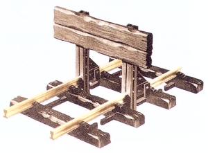 IIm(G) Code 250 - Prellbock, Stahlprofilausführung - Peco  | günstig bestellen bei Modelleisenbahn Center  MCS Vertriebs GmbH
