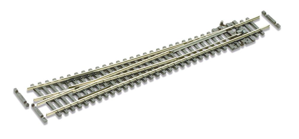 N Code 80 - 8° Weiche rechts, Länge 160 mm - Peco SLE388 Großer Radius 914 mm | günstig bestellen bei Modelleisenbahn Center  MCS Vertriebs GmbH