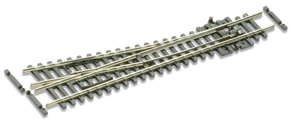 N Code 55 - 10° Weiche rechts, Länge 123 mm - Peco SLE391F Kleiner Radius 305 mm | günstig bestellen bei Modelleisenbahn Center  MCS Vertriebs GmbH