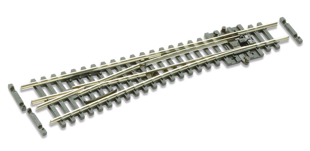 N Code 55 - 10° Weiche links, Länge 123 mm - Peco SLE392F Kleiner Radius 305 mm | günstig bestellen bei Modelleisenbahn Center  MCS Vertriebs GmbH