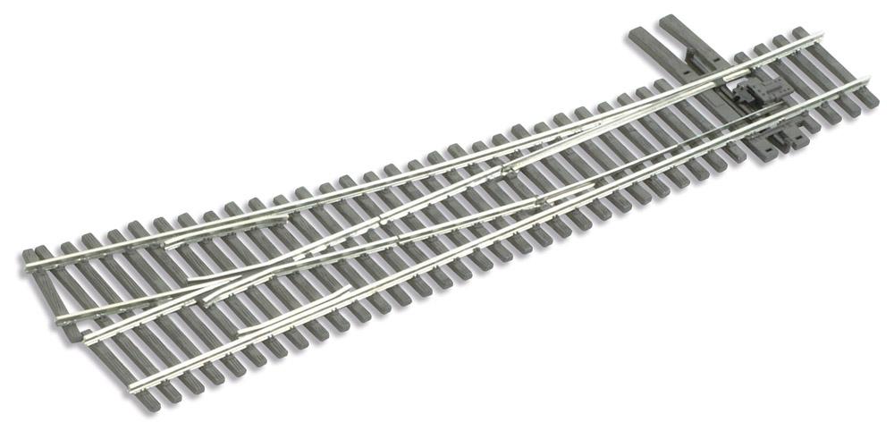 H0 Code 83 Weiche kurz links - Peco  | günstig bestellen bei Modelleisenbahn Center  MCS Vertriebs GmbH