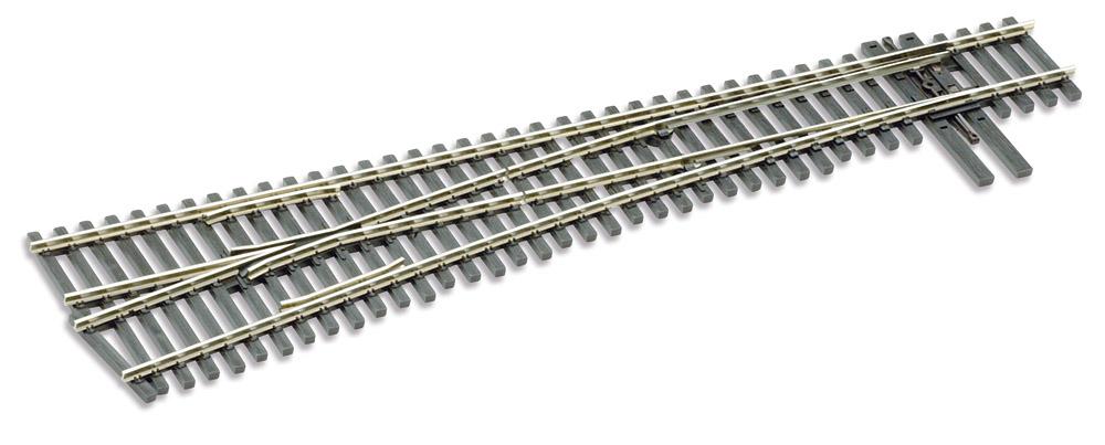 H0 Code 83 Weiche mittel links - Peco  | günstig bestellen bei Modelleisenbahn Center  MCS Vertriebs GmbH