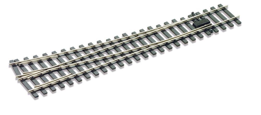 Spur 1 Code 200 Weiche 10° rechts - Peco SLE895  | günstig bestellen bei Modelleisenbahn Center  MCS Vertriebs GmbH