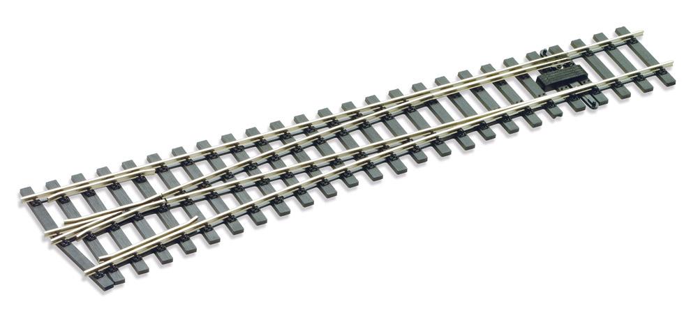 Spur 1 Code 200 Weiche 10° links- Peco SLE896  | günstig bestellen bei Modelleisenbahn Center  MCS Vertriebs GmbH