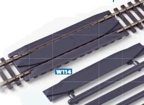 H0 Eingleiser, auch als Bahnübergang zu verwenden - Peco  | günstig bestellen bei Modelleisenbahn Center  MCS Vertriebs GmbH
