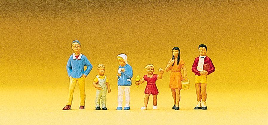 1:87 Kinder - Preiser 10023  | günstig bestellen bei Modelleisenbahn Center  MCS Vertriebs GmbH